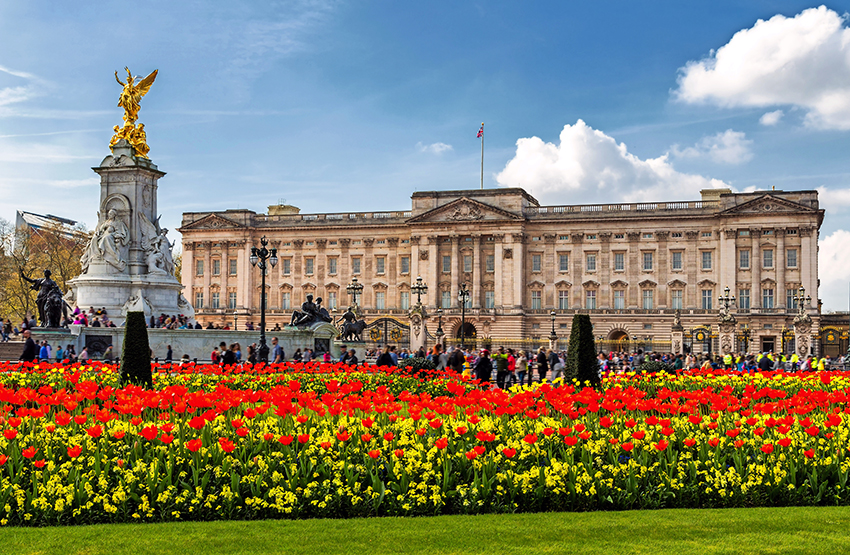 Buckingham Palace (© daliu - stock.adobe.com)