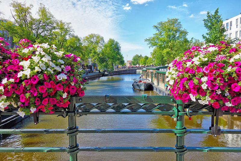 Amsterdam (© MabelAmber - Pixabay)