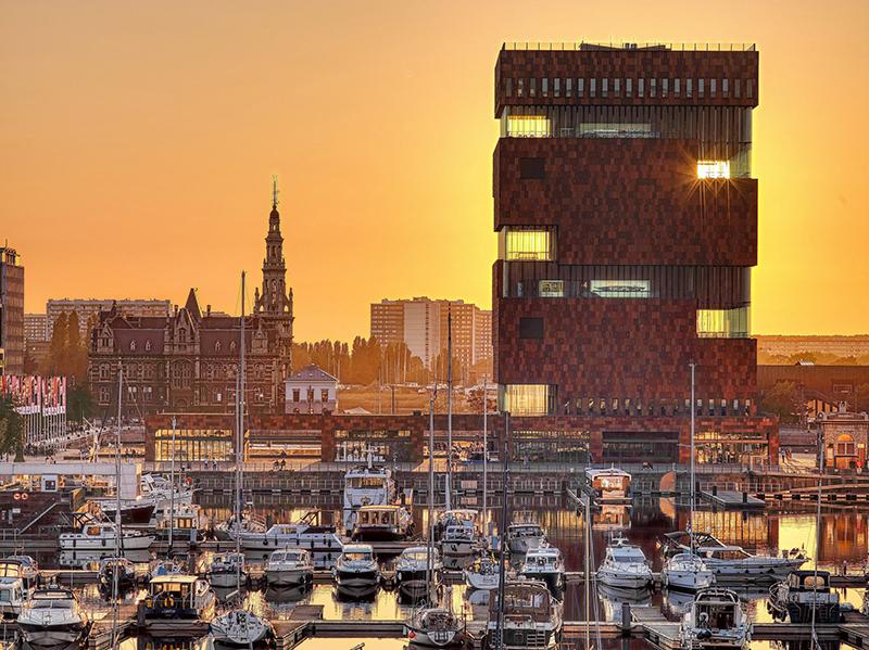 Antwerpen (© JAT BLAD - Pixabay)