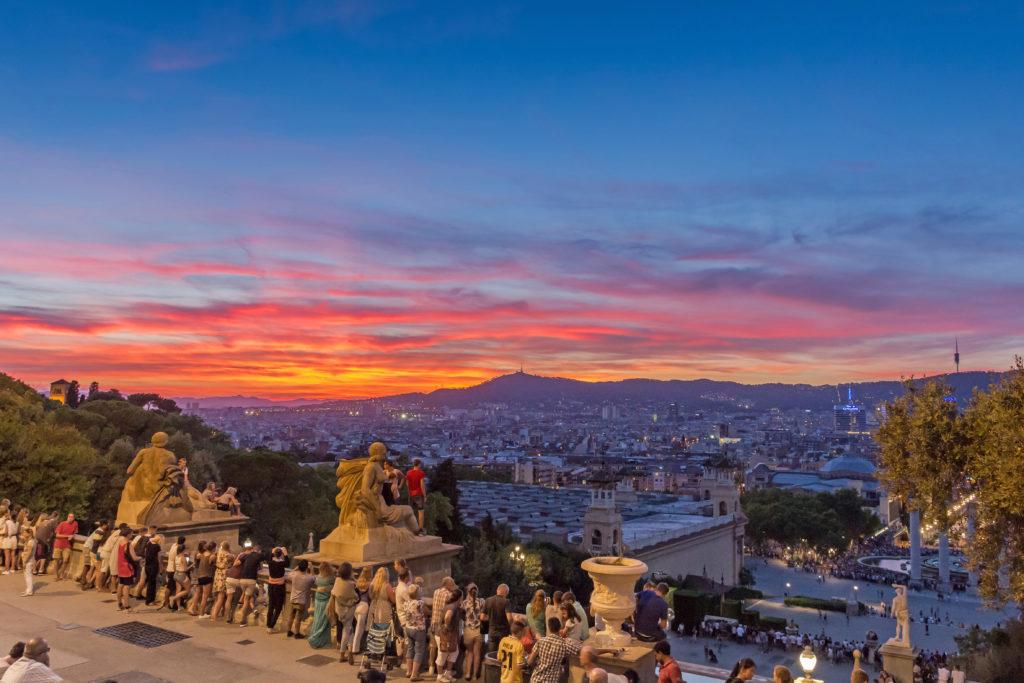 Barcelona (© Joaquin Aranoa - Pixabay)