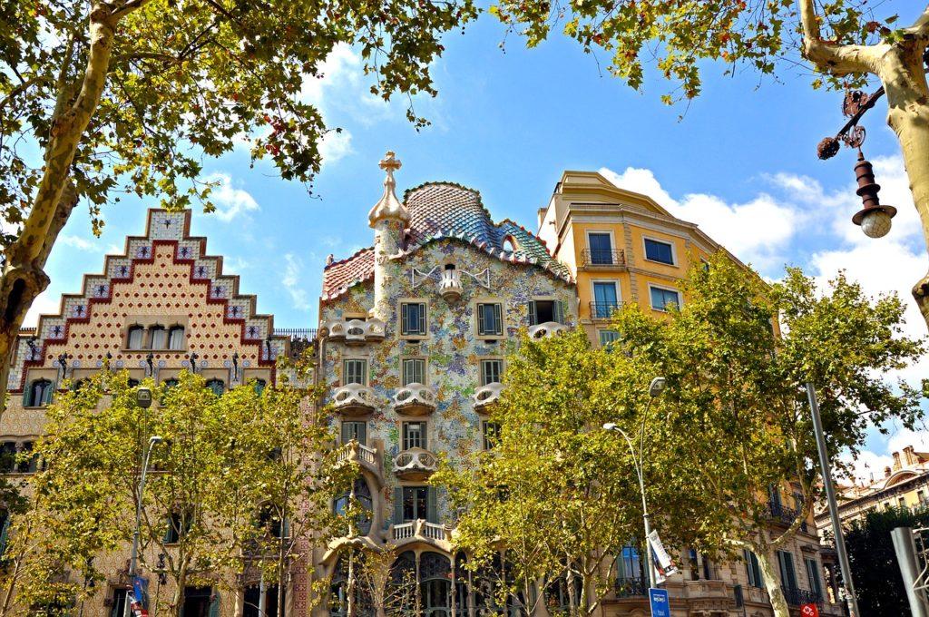 Barcelona (© athree23 - Pixabay)