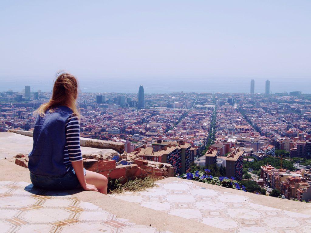 Barcelona - Turó de la Rovira (© Tibor Janosi Mozes - Pixabay)