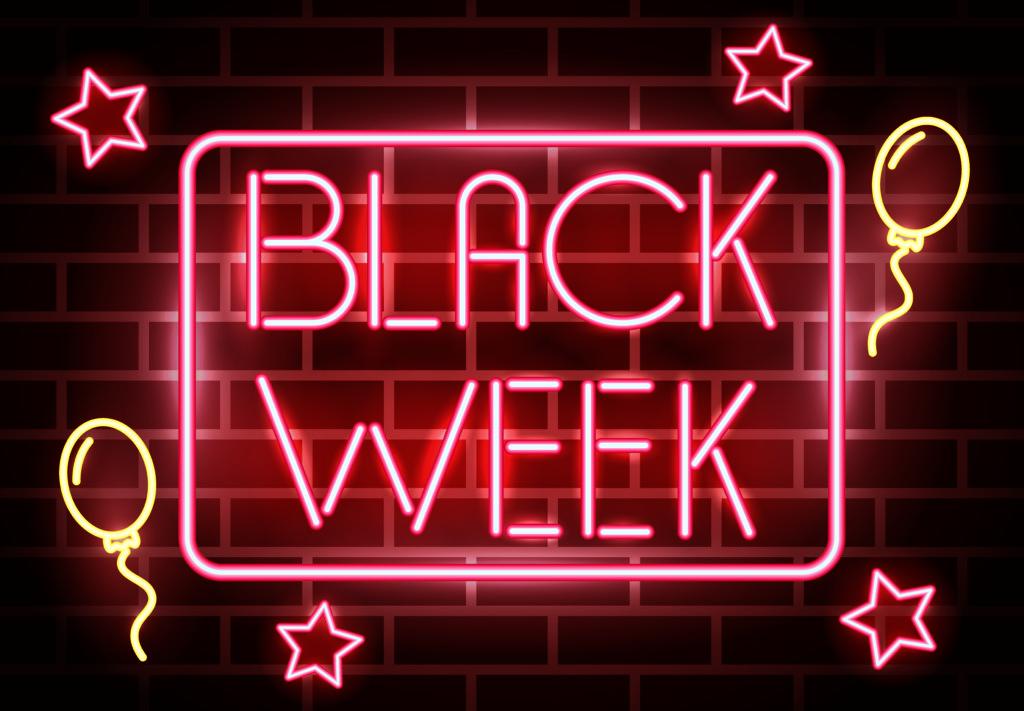 Black Week (© Gstudio - stock.adobe.com)