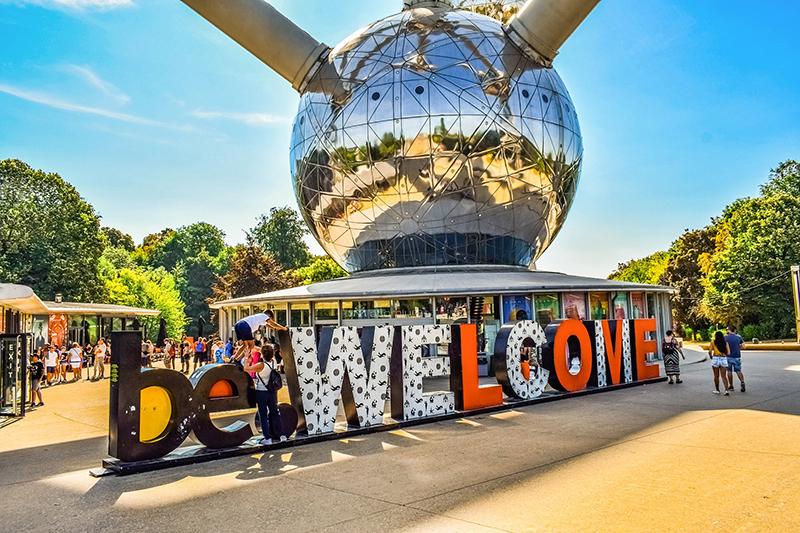 Brüssel - Atomium (© Dimitris Vetsikas - Pixabay).jpg
