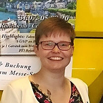 Luisa Poneschky (Azubi Tourismuskauffrau)