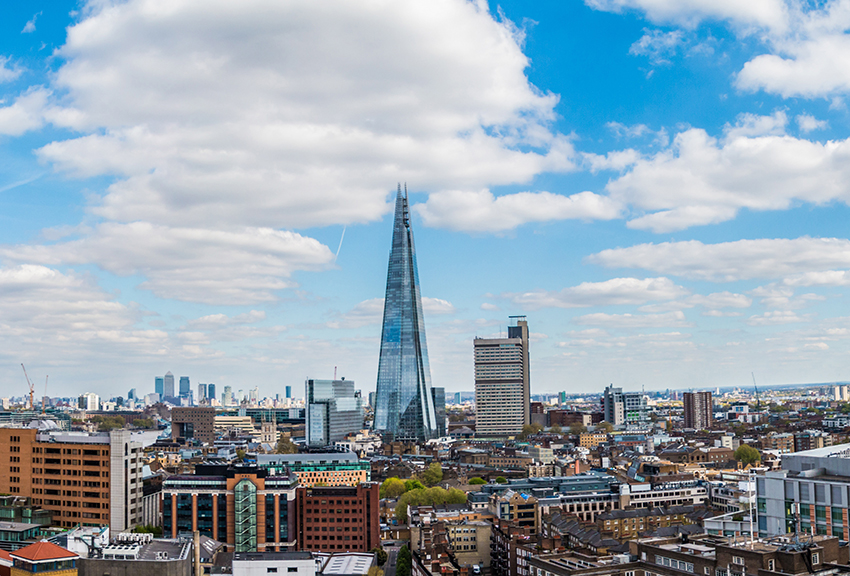 bearb. London - The Shard (© TeeFarm - Pixabay)